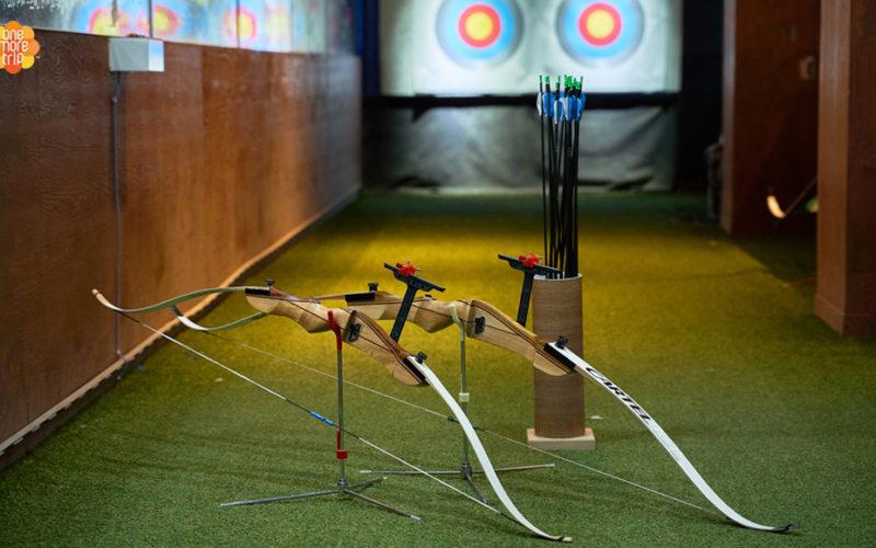 archery class tools