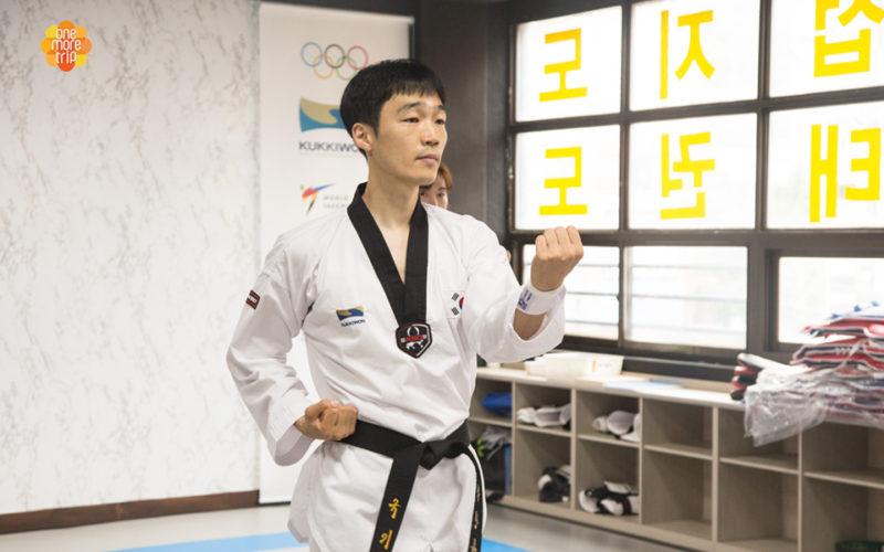 basic moves of Taekwondo
