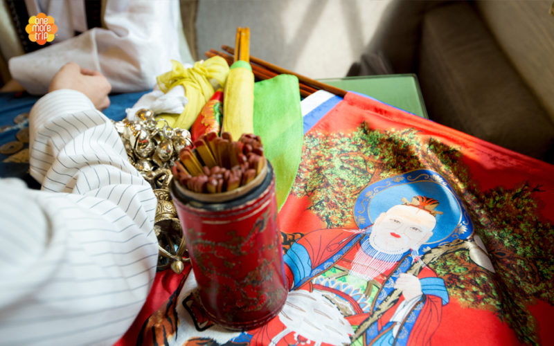 Korean fortune teller tools