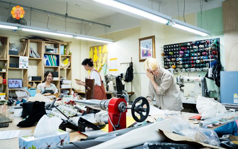 shoe making workshop